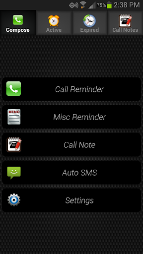 Call Reminder Pro