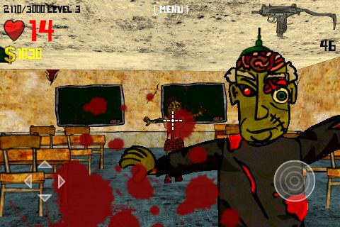 I Love Zombies FREE - screenshot