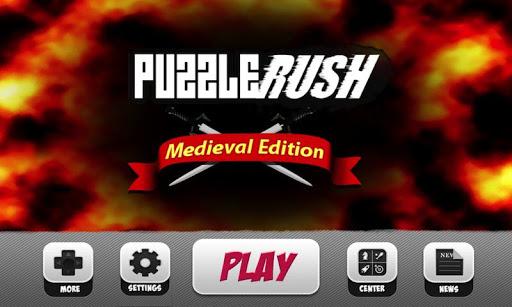 Puzzle Rush:Medieval Castles