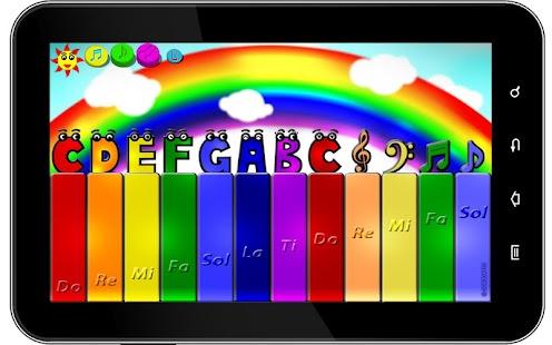 My baby Piano (Remove ad)- screenshot thumbnail