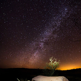 Old Western Gravesite, Arivaca, AZ by Ed Mullins - Landscapes Starscapes (  )