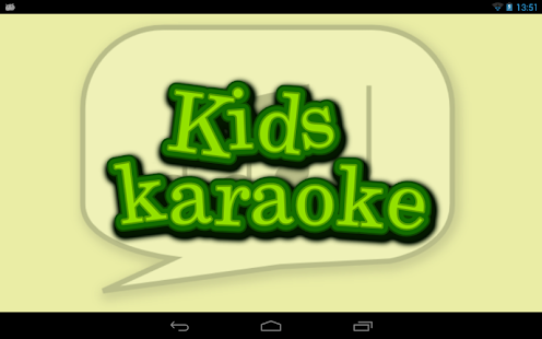 Kids Karaoke- screenshot thumbnail