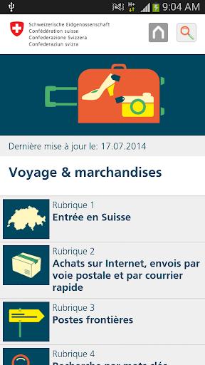 Voyage & marchandises  screenshots 2