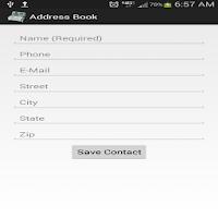 Address Book 1.0
