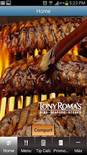 Tony Roma´s SV - screenshot thumbnail
