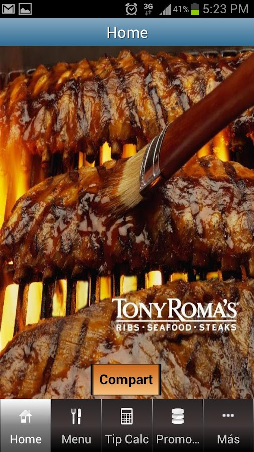 Tony Roma´s SV - screenshot