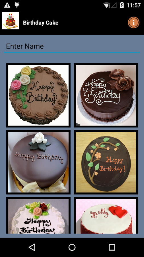 Birthday Cake Name Writer - Android Apps on Google Play