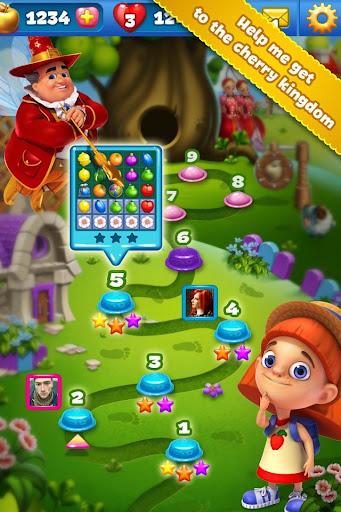 Fruit Land u2013 match3 adventure  screenshots 2