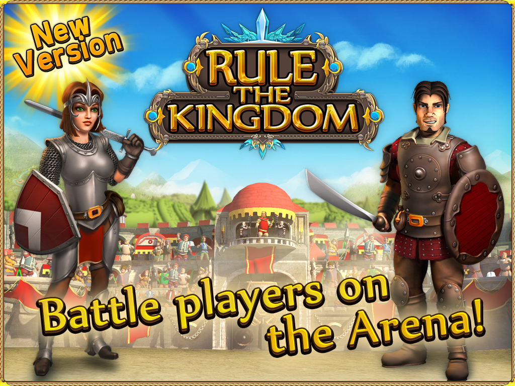 Rule the Kingdom - screenshot