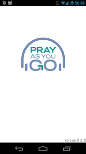 Pray As You Go - screenshot thumbnail