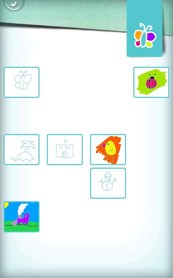 Aprender a dibujar: captura de pantalla