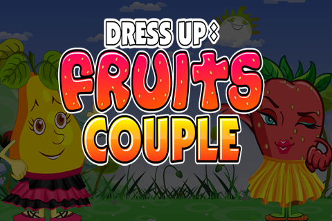 Dress up : Fruits Couple