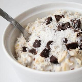 Coconut Overnight Oatmeal