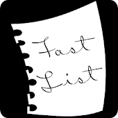 Fast List - Calc and Notes -
