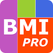 Weight and BMI recorder - PRO