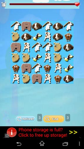 Dog Match 1.0 screenshots 2