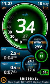 Ulysse Speedometer Pro Screenshot 3