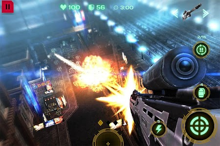 Dead Earth: Sci-fi FPS Shooter v2.0 (Mod Money/Item)