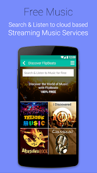 FlipBeats - Best Music Player