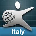 Mireo DON'T PANIC Italy logo
