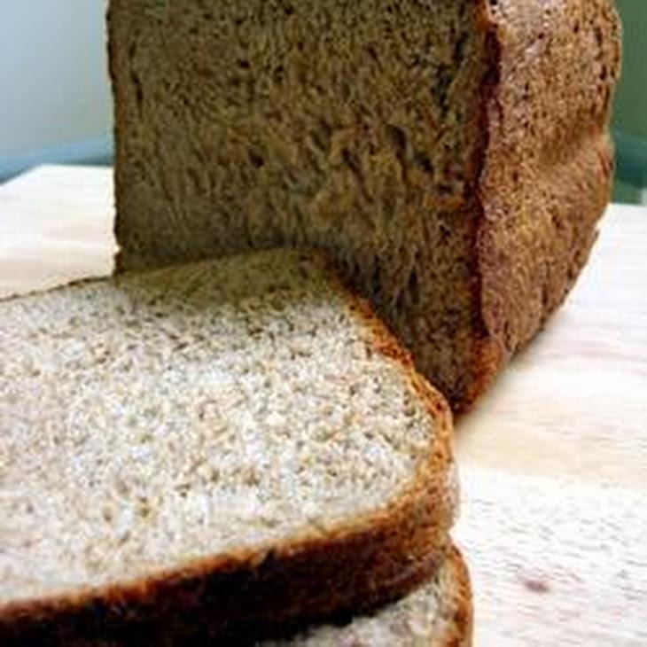 Honey Wheat Loaf Recipe