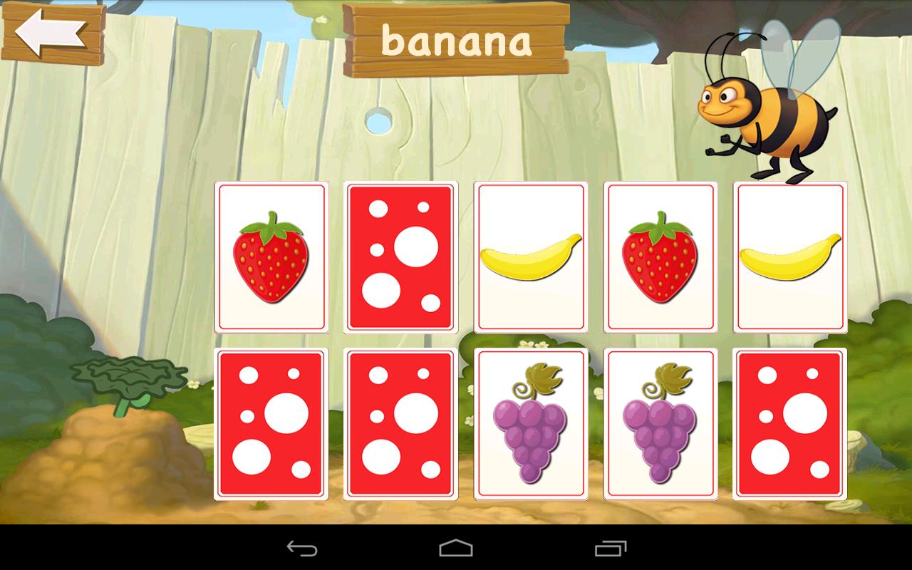 Kids Learn English with Busuu - screenshot
