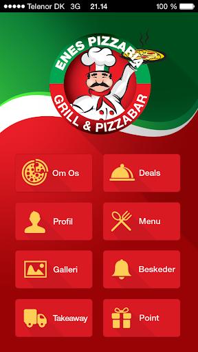 Enes Pizzaria