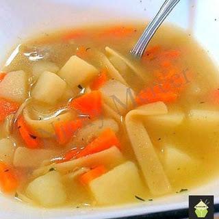 Nicky's Chicken Noodle Soup