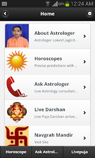 Taurus Horoscopes वृषभ राशिफल - screenshot thumbnail