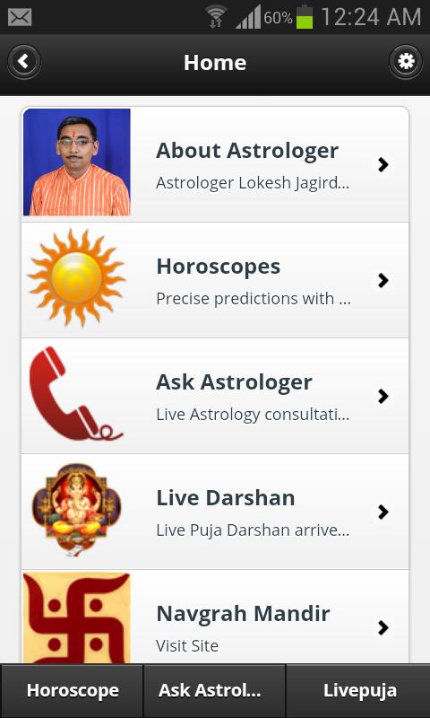 Taurus Horoscopes वृषभ राशिफल - screenshot