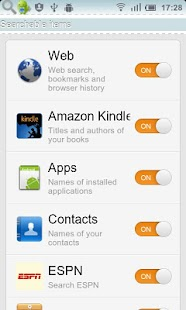 Multi Search all applications- screenshot thumbnail