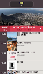 laeffe - La TV di Feltrinelli- miniatura screenshot