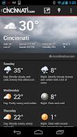 Screenshot of The Cincinnati Enquirer