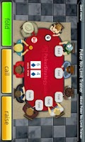 Screenshot of Poker No-Limit Trainer