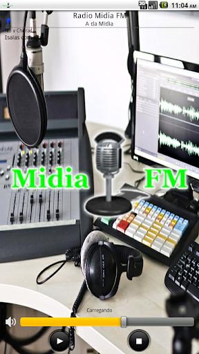 Radio Mídia FM A da Mídia