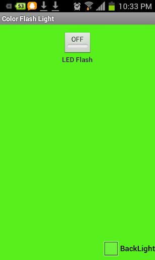 Color Flash Light