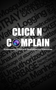 ClicknComplain- screenshot thumbnail