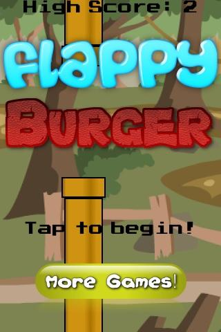 Flappy Burger