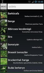 Terra Fa-lexikon és határozó- screenshot thumbnail