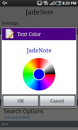 【免費生產應用App】Jade Note-APP點子