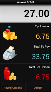 Cool Tip Calculator - screenshot thumbnail
