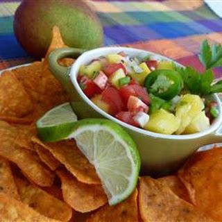 Quick Mango Salsa