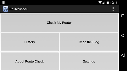 RouterCheck v0.8.6