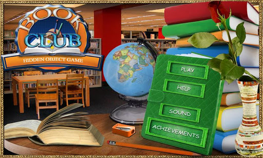 Book Club - Free Hidden Object