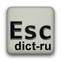 Russian dictionary (Русский) logo