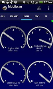 Mobilscan - your OBD tool - screenshot thumbnail