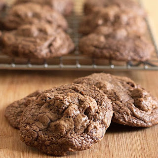 Extreme Chocolate Peanut Butter Cookies and Fun Facts