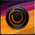 MIUI Spiral Analog Clock logo