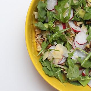 Rocket & Radish Summer Salad