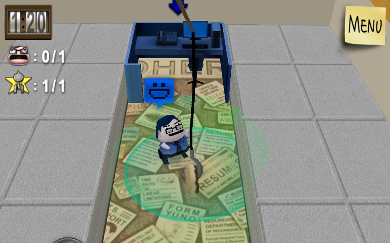 NerdHerder- screenshot